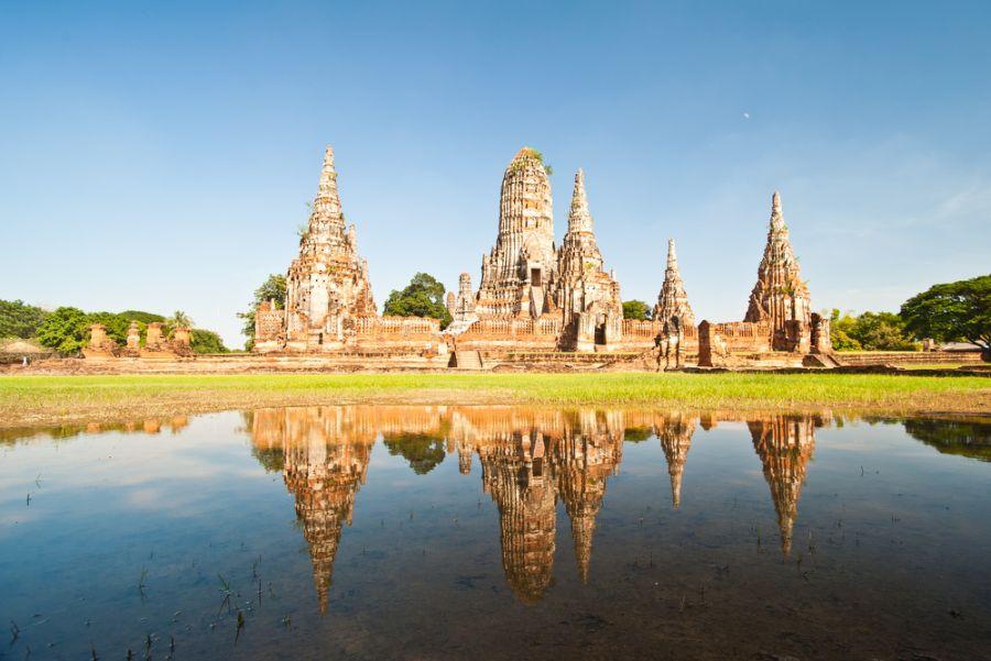 Thailand Bangkok Ayutthaya Join In