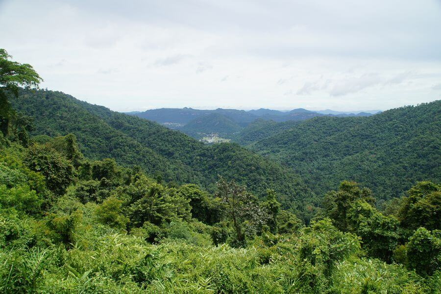 Thailand - Khao Yai - View point