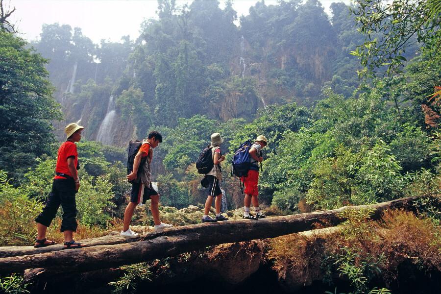 Thailand - 2-Daagse Jungletrekking Noord-Thailand