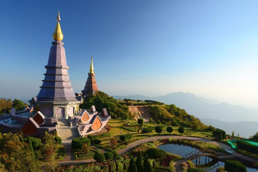 Thailand - Chiang Mai nationaal park Doi Inthanon - 5-Daagse Highlights of the North Tour
