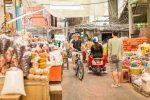 Thailand - Fietstour Bangkok Go Blue fietsen en varen door China Town