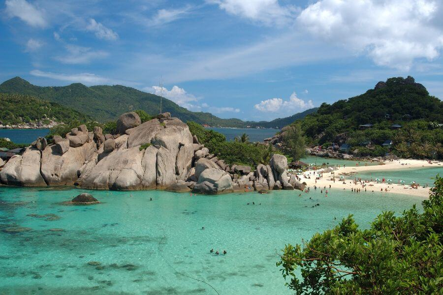 Thailand - Vakantie - 4-Daagse Eilandtrip Koh Tao