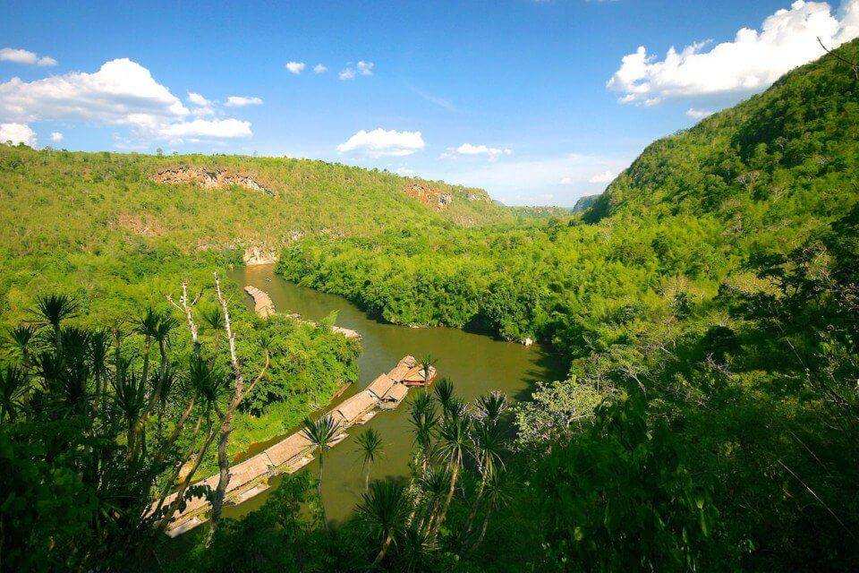 Thailand - Kanchanaburi - River Kwai