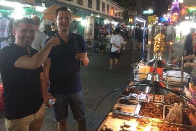 Thailand - Bangkok - Foodtour per tuktuk - 02